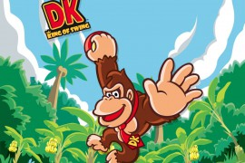 Monkeying Around With DK King of Swing