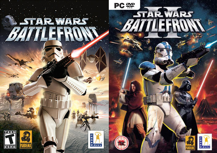 Online Star Wars Games Multiplayer 66